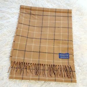 Pendleton 100% virgin  wool scarve